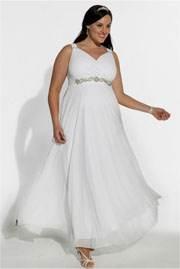 платья для невесты с большим весом