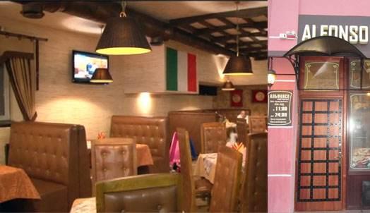 ресторан Альфонсо в Чернигове