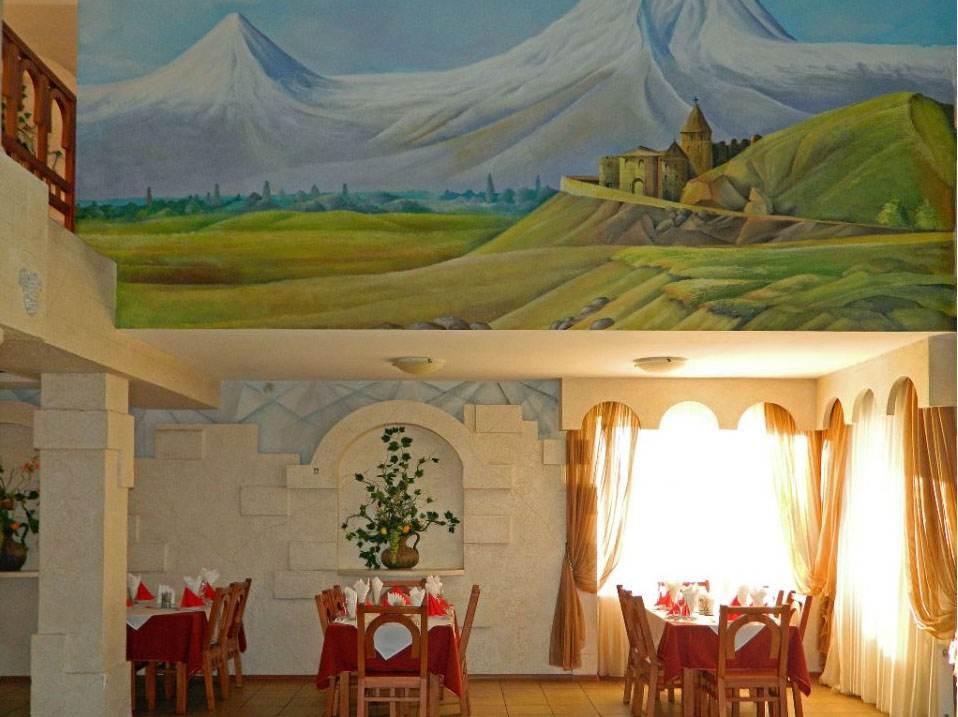 кафе Армения в Чернигове