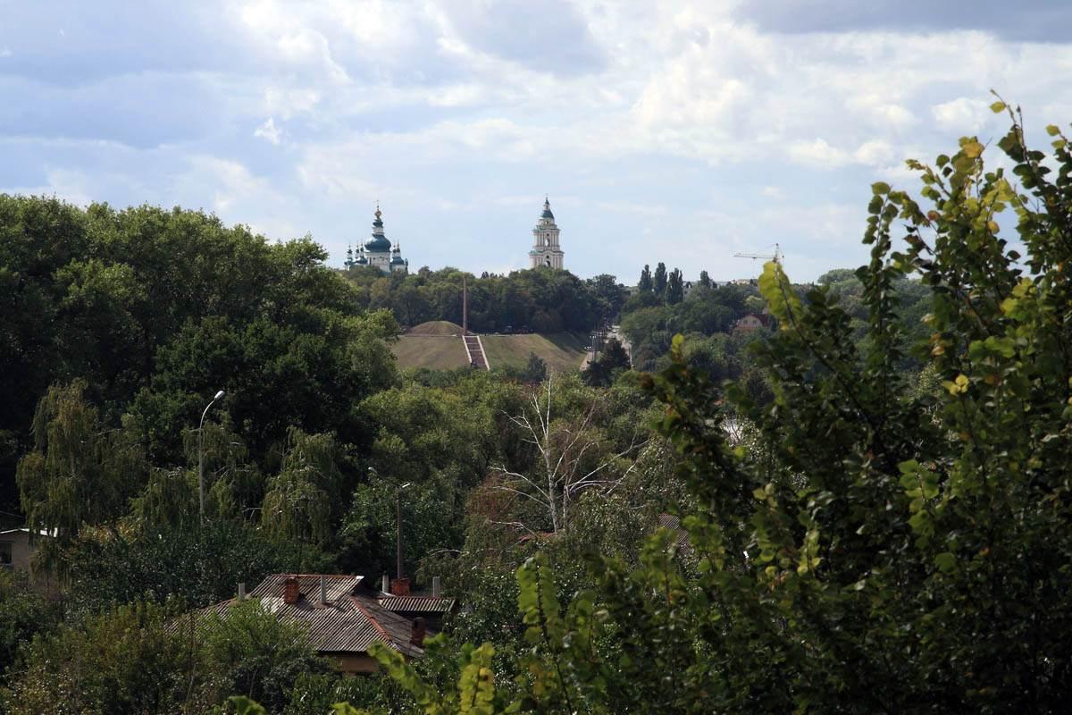фото Троицкий собор Чернигова