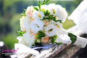 love-style букет для невесты