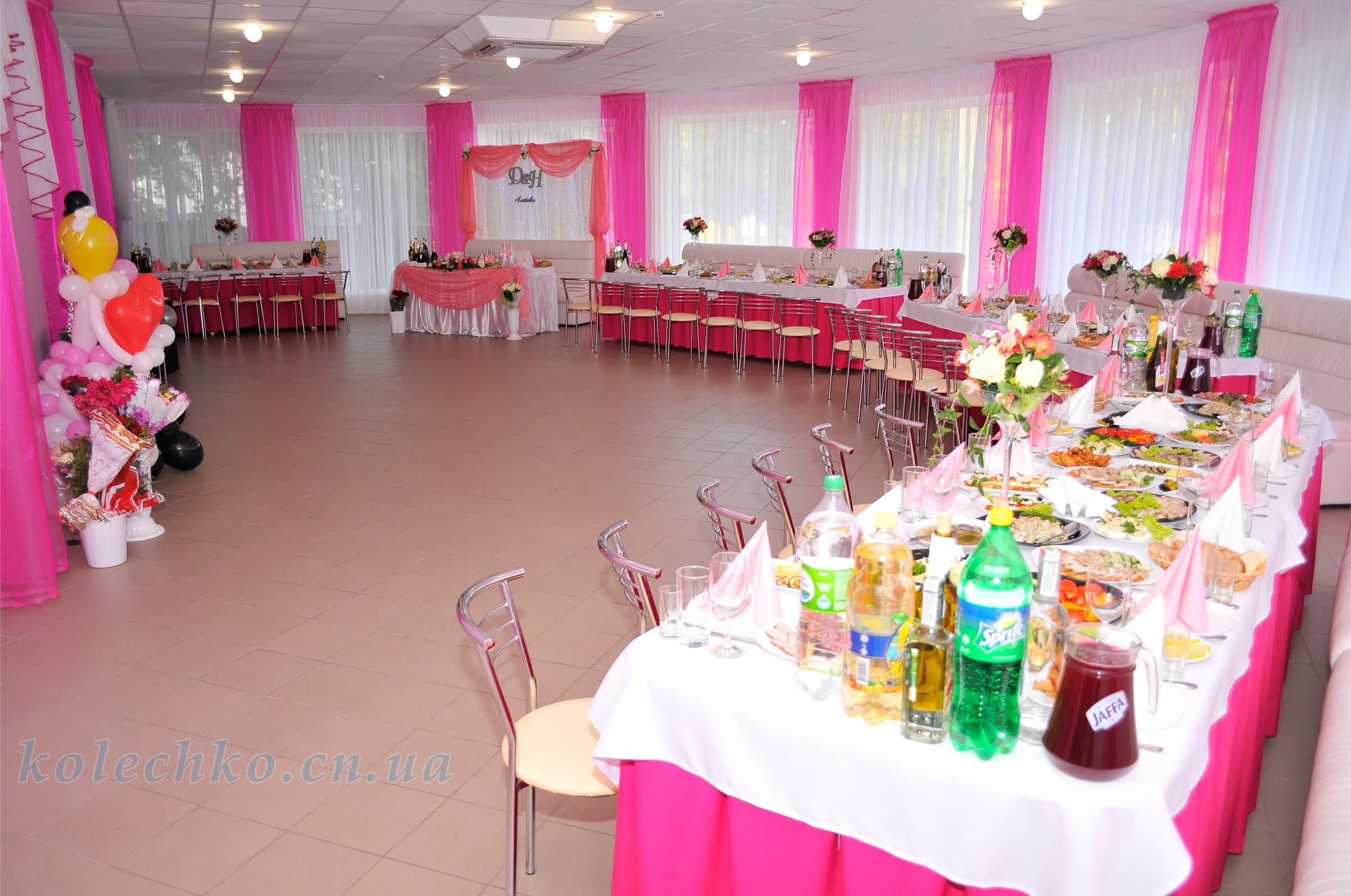 ресторан для свадьбы в Чернигове