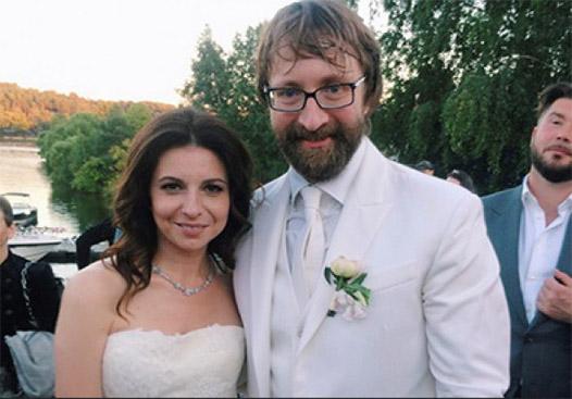 свадьба Хазановой
