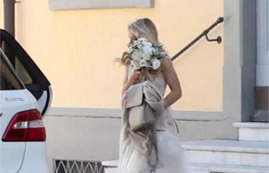 свадьба Брежневой