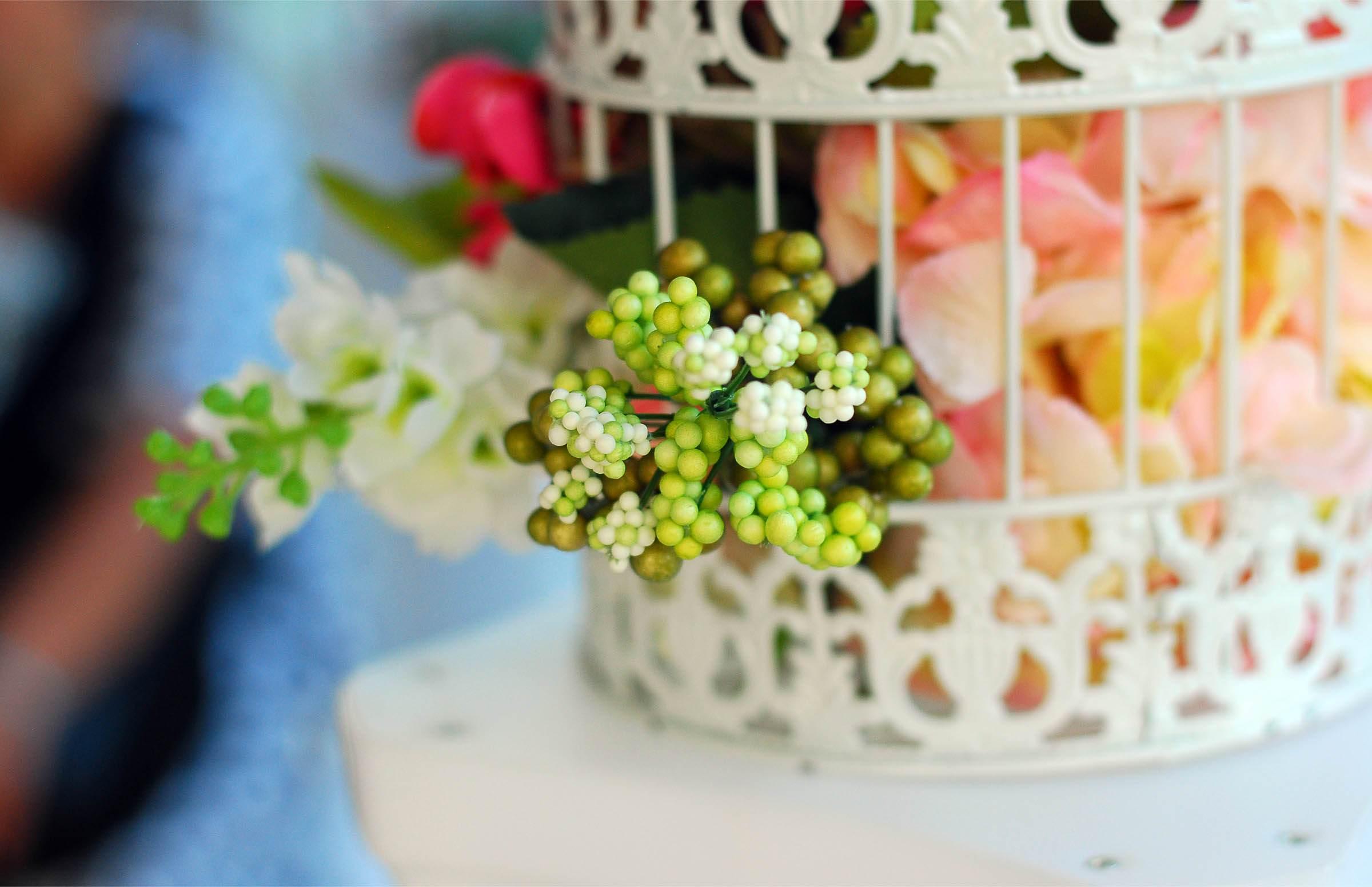 декоративное оформление на свадьбе