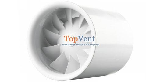 Бесшумный канальный вентилятор Вентс 150 Квайтлайн B